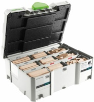Festool DOMINO XL bricka bok DS/XL D8/D10 306x BU